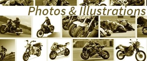 Photos de motos